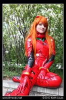 Asuka Langley: Omnipotence by MaryjaneDesignStudio