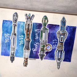 Doctor who screwdriver by AnanasTua