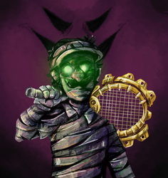 Anyone up for tennis by StrangeMakesArt