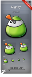Icon Digsby by ncrow