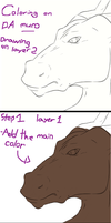 coloring on muro tutorial by nightwindwolf95