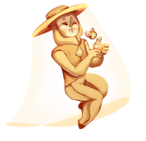 Honey Calcite [PTA] by SmasherlovesBunny500