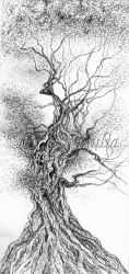 Mystic Tree 05 by Blue-Whale-Song