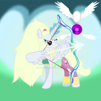Crystal Gems - Opal by MLP-TrailGrazer