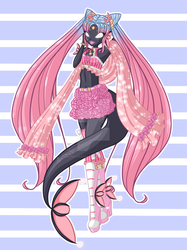 AT: Parisa lace by golden-fantasy-voice