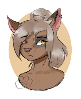 .:AT:. Coco by CloudDoodle