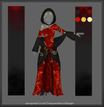 014  Outfit Open  by CrescentMoonDesign