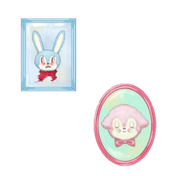 Cry Baby's Picture Frames by Rosemoji