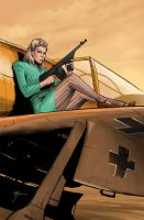 Peter Panzerfaust 21 by johnnyrocwell