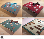 Ribbon Books by BoekBindBoetiek