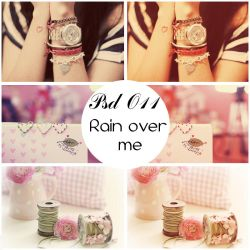 PSD O11 Rain over me by Guadaeditions