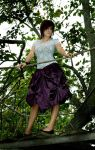 Short Bustle Style Skirt 2 by leapyearbaby