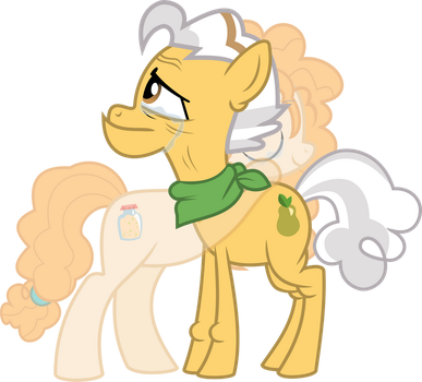 MLP Vector - Pear Butter and Grand Pear by jhayarr23