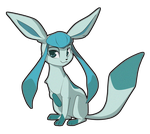 Glaceon by Sugarcup91