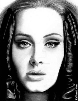 Adele by Doctor-Pencil