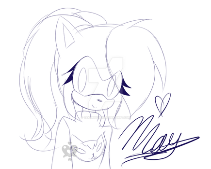 May Sketch by sakaruchibi