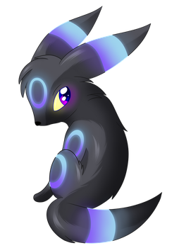 SN: Cute little moon fox by MoonRayCZ