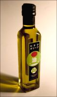 Wasabi Olive Oil Bottle by tedikuma