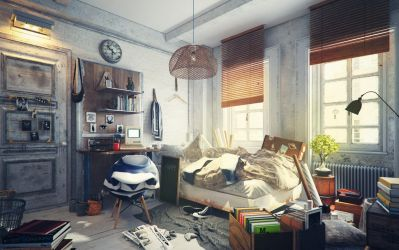 young room by pitposum