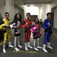 SPOILER: Cast of ninja steel. Just announced today by Eddmspy