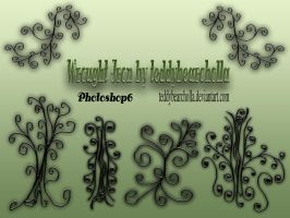 Wrought Iron by teddybearcholla