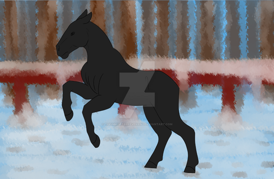 winter yhh (points only) by TheImmortalRevenant