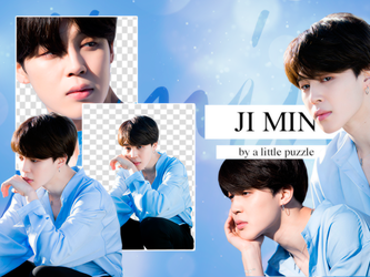 JIMIN 06 (PNG'S) by ALITTLEPUZZLE