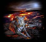 Tiger of Fire by LuLebel