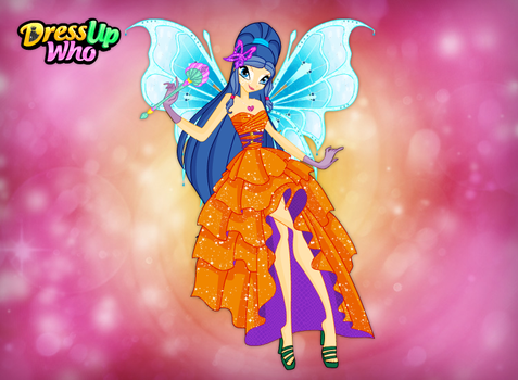 Lucina Winx Fairy by user15432