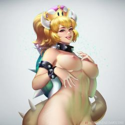 Bowser nsfw by NeoArtCorE