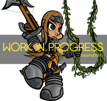 [WIP] Amanda - RolePlay Character, Warcraft by Sapphyde90