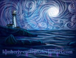 Lighthouse by kimberly-castello