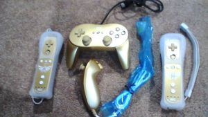 So I heard you like Golden Controllers by TheTrueSurvivor