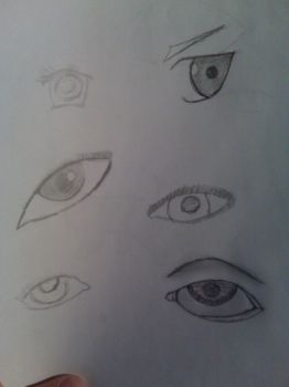 Eyes by ChaoticWhitney