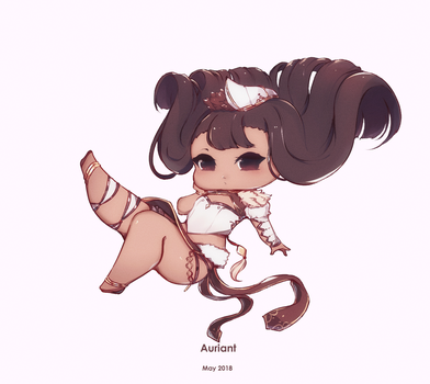 Chibi Design 02 by Auriant
