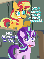 Disgusting by ThreeTwoTwo32232