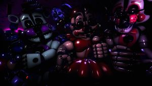 (FNAF SFM)The fun is starting by Fazband83