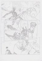 Batgirl page by DenisM79