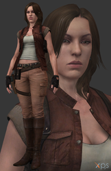 RE6 - Helena Harper (Asia) by thePWA