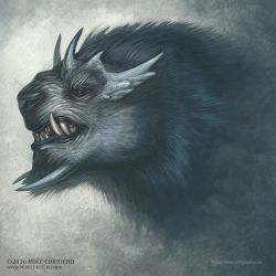 Snarling Beast Q and A for IFX Magazine by MIKECORRIERO