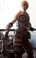 Gears of War Cosplay 4 by Meagan-Marie
