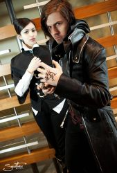 Dishonored Cosplay - Lord Protector by Aicosu