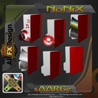 NoNiX Folder Icons by sAARGe
