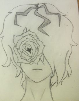 Garry - Eye of a Rose by KatiaGavin