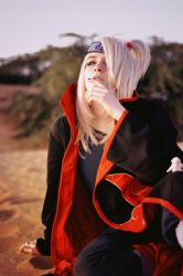 Deidara by Fraulein-Mao