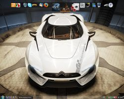 My new Desktop by Adrenalize81
