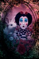 Queen of Hearts by maiarcita