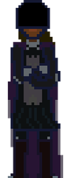 Large Alexandria Sprite by GreatWyrmGold