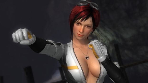 DOA5LR - Mila Fighter Force 01 by MomijiHayabusa