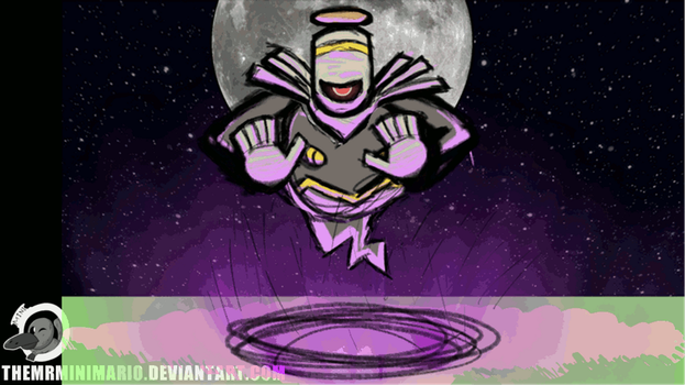 [Process GIF] Dusknoir about to take you to the .. by TheMrminimario